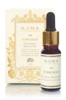 kumkumadi miraculous beauty fluid